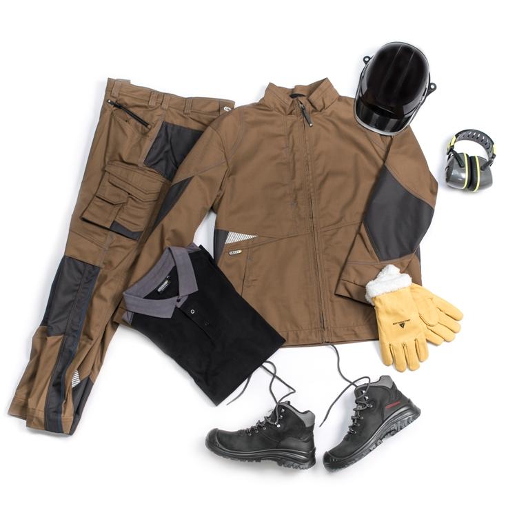 Beroepskleding | Bouwkleding bij Bedrijfskleding Handelshuis