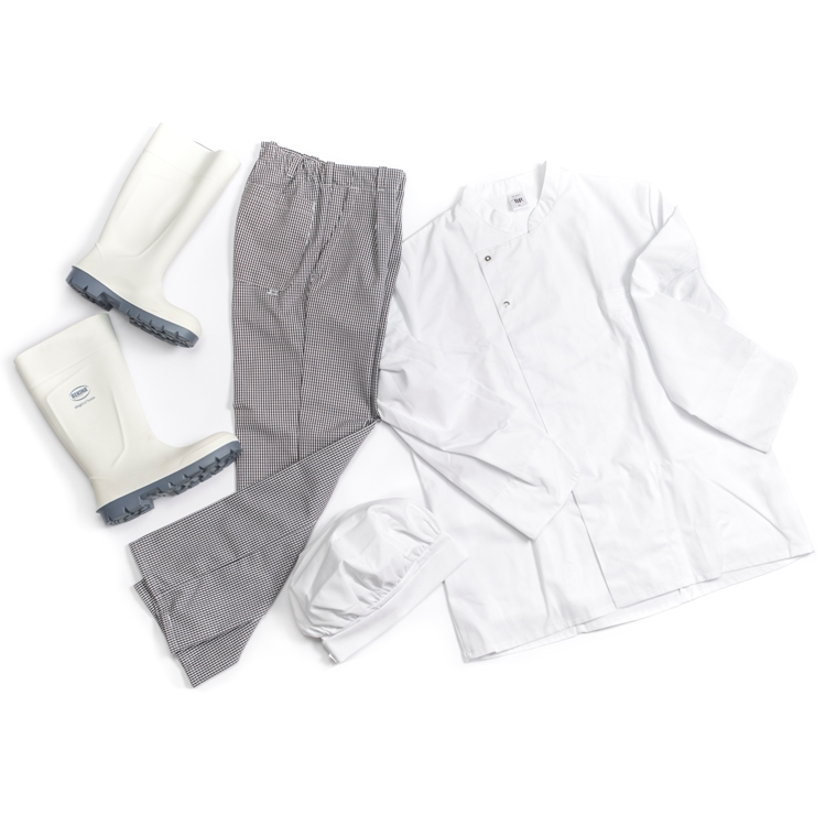 Beroepskleding | Food & HACCP kleding bij Bedrijfskleding Handelshuis