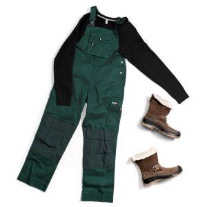 Beroepskleding | Groenvoorzieningskleding bij Bedrijfskleding Handelshuis