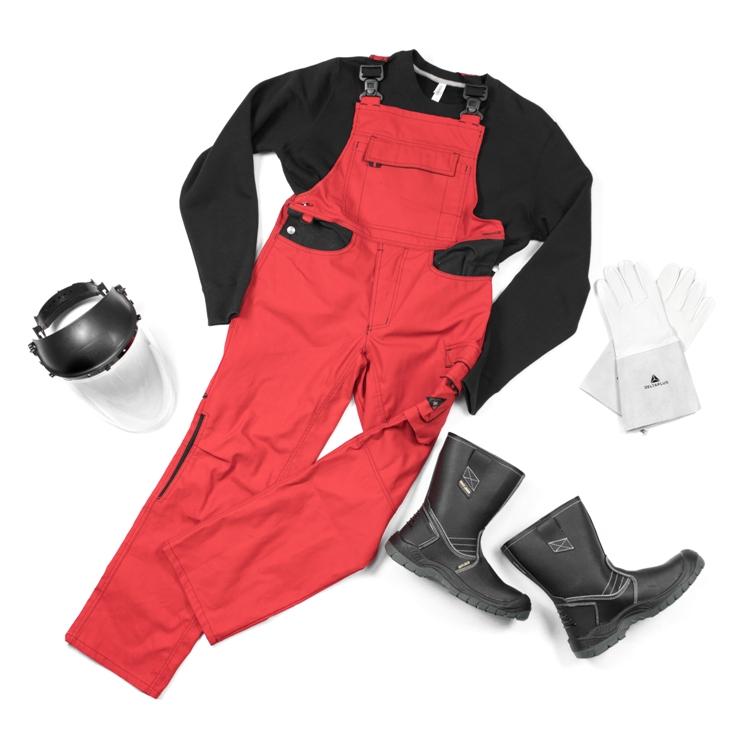 Beroepskleding | Las kleding bij Bedrijfskleding Handelshuis