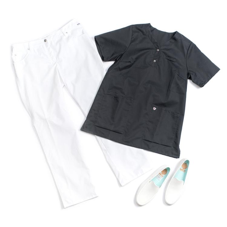 Beroepskleding | Schoonheidsspecialiste kleding bij Bedrijfskleding Handelshuis