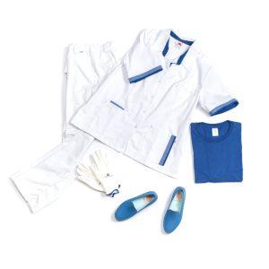 Schoonmaak kleding