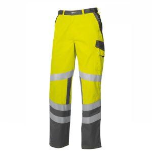Verkeersregelaars werkbroeken & overalls