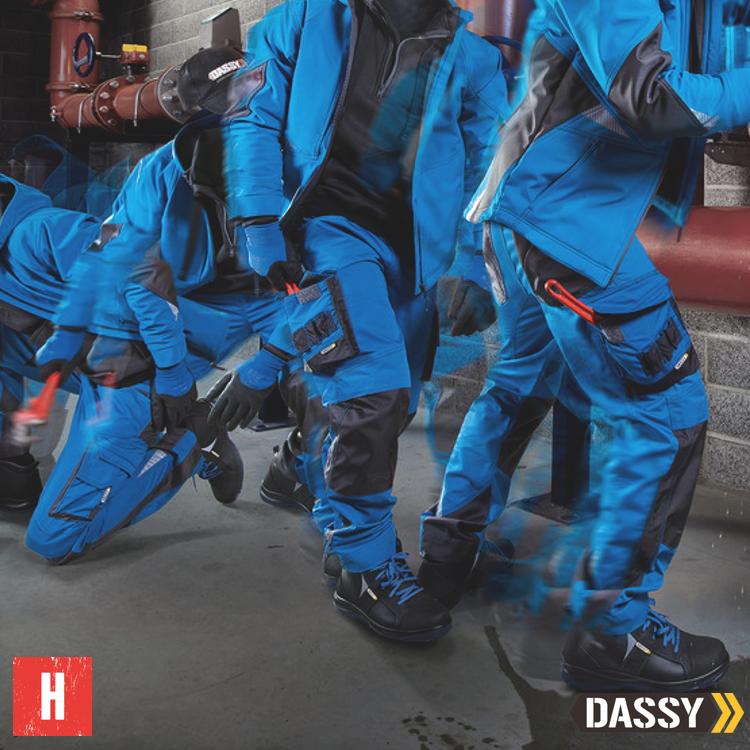 Dassy werkbroeken Bedrijfskleding handelshuis